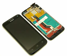 Original Huawei Ascend U9500 LCD Display Touchscreen Digitizer Rahmen Frame