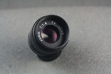 "25mm F1.4 1/2"" Security CCTV Lens for M4/3 Olympus Panasonic Sony E Mount camera"