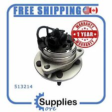 New Premium Wheel Hub Bearing Assembly with One Year Warranty (513214)