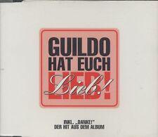 Guildo Horn & die Orthopädischen Strümpfe - Guildo hat Euch lieb! ° Maxi-CD 1998