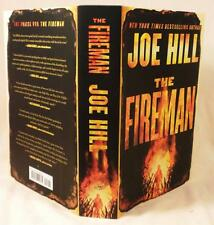 Joe Hill, THE FIREMAN, Signed (title page in gold ink), 1st/1st, New