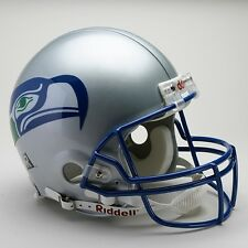 SEATTLE SEAHAWKS 1983-2001  Riddell AUTHENTIC Throwback Football Helmet NFL