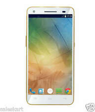Micromax Canvas 4 Plus A315 (16GB, White and Gold)