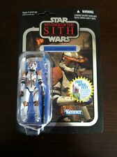 Star Wars Vintage Collection Foil Clone Commander Cody VC 19