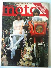 LE MONDE DE LA MOTO n° 83; En route pour l'espagne/ Faites l'amour pas la guerre