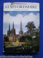 A History of Staffordshire by Greenslade & Stuart     1965