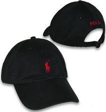 Polo Ralph Lauren Cap Basecap Base Cap Mütze black one Size