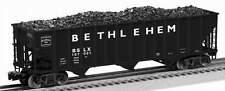 LIONEL BETHLEHEM STEEL SCALE 3-BAY OPEN HOPPER #107001