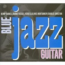 Blue Jazz Guitar by Various Artists (CD, Nov-2010, Not Now Music) NEW