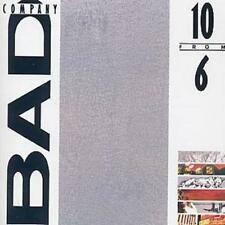 Bad Company : 10 from 6 - Best Of Bad Company CD (1986)