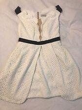 Three Floor White Dress XS / 6-8