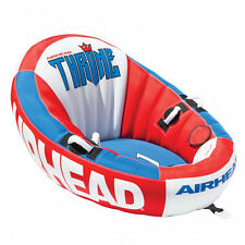 Airhead Inflatable Throne 1 Rider Sofa Design Lounging Lake Towable | AHTN-1