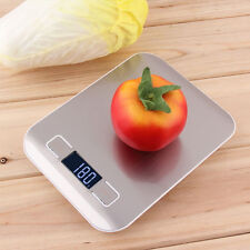 5kg Digital LCD Electronic Kitchen Postal Scales Portable Kitchen Weight