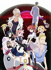 ANIMATION-PANDORA IN THE CRIMSON SHELL: GHOST URN VOL.3-JAPAN DVD M13