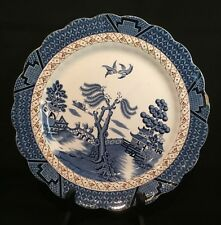"Vintage Booth's ""Real Old Willow"" Serving Plate - A8025"