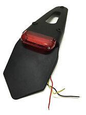 Polisport LED Rücklicht Kennzeichenhalter Yamaha DT 125 R DT 125 X DT 50 **NEU**