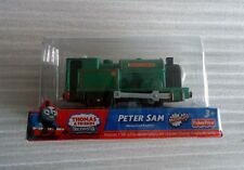 New Boxed Thomas friend train trackmaster Battery train PETER SAM free shipping