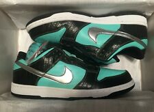 "NIKE SB dunk Low Pro Diamond Supply Co. ""Tiffany"" Size 12"
