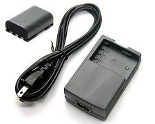Battery Pack + Charger for Canon VIXIA HG10 HV20 HV30 HV40 HF R10 HF R11 HF R16