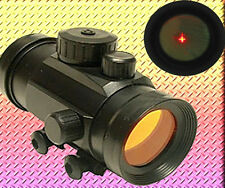 Battery Operated Electronic Crosshair Scope for Mounting on 20 mm Weaver Rail