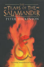 Peter Dickinson The Tears of the Salamander Very Good Book