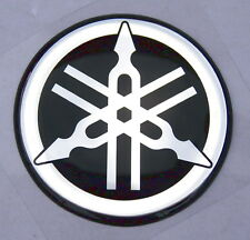ORIGINAL Yamaha Folien Aufkleber- 4,5cm -Sticker-Emblem-Emblema-45mm-Decal-LOGO