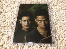 Twilight Saga New Moon Insert Trading Card WP-1 Wolf Pack Foil Puzzle Chase WP1
