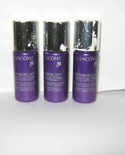QTY 3 Lancome Renergie Lift Multi Action Reviva Concentrate .33 oz each New