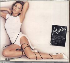 KYLIE MINOGUE - Can't get you out - CDs 2 SINGLE 3 2001 TRACKS OTTIME CONDIZIONI