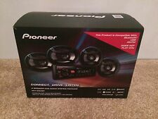 NEW Pioneer MXT-2969BT Bluetooth Car Stereo Receiver Bundle with Speakers