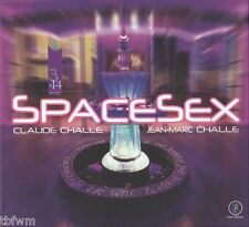 Claude Challe - SpaceSex - RARE CD Box - CHILL OUT LOUNGE DOWNTEMPO