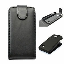 Flip PU Leather Hard Case Cell Phone Pouch Cover Accessories For LG Joy H220 Y30