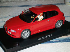 1/32 SCALE SLOT CAR ALFA 147 GTA SPECIAL EDITION REF. 88093 GIRLS RULE! THELMA