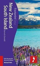New Zealand South Island (Footprint Focus)-ExLibrary