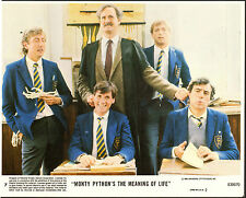 MONTY PYTHON'S THE MEANING OF LIFE - ORIGINAL AMERICAN MINI LOBBY CARD SET