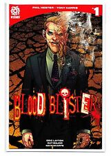 BLOOD BLISTER #1 - Cover A - Tony Harris Cover - AfterShock Comics!