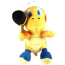 "Super Mario 9"" Boomerang Bro Brother Koopa Troopa Plush Doll Figure Stuffed Toy"
