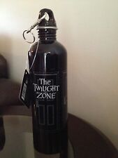 The Twilight Zone Water Bottle with metal clip Stainless Steel 750 ml  BPA Free