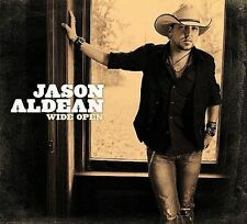 Wide Open [Digipak] by Jason Aldean (CD, Apr-2009, Broken Bow)
