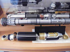 Jedi Master Mace Windu 1:1 scale Lightsaber Prop Replica AOTC Star Wars