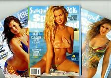 SPORTS ILLUSTRATED SWIMSUITE Issues 2016 Set - ; Rousey/Graham/Clauson; NEW