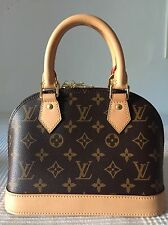 LOUIS VUITTON ALMA BB IN MONOGRAM Gorgeous. USED ONCE.