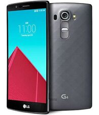 "LG G4 H810 AT&T Unlocked 5.5"" 32GB 16MP 4G LTE 3GB RAM Quadcore Smartphone Black"
