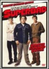 Superbad DVD UNRATED Michael Cera, Seth Rogen - PERFECT