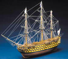 Mantua Panart HMS Victory Nelson's Flagship Wooden Ship Kit Scale 1:78  Length 1
