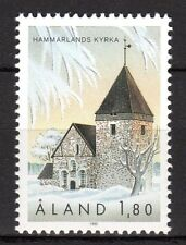 Finland / Aland - 1992 Definitive church Mi. 64 MNH