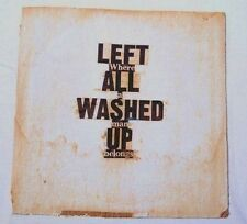 DASH SNOW x RVCA 'Left All Washed Up', 2008 T-Shirt S Limited Edition *RARE* NWT