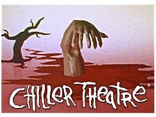 Flexible Fridge Magnet Photo Of   CHILLER THEATER  SIGN