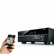 Yamaha RXV-381 AV Receiver 5.1 Channel 4K Bluetooth - Authorised Dealer