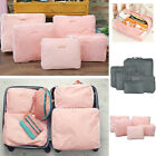 5 IN 1 Travel Luggage Packing Clothes Cube Storage Organizer Bags Waterproof g#